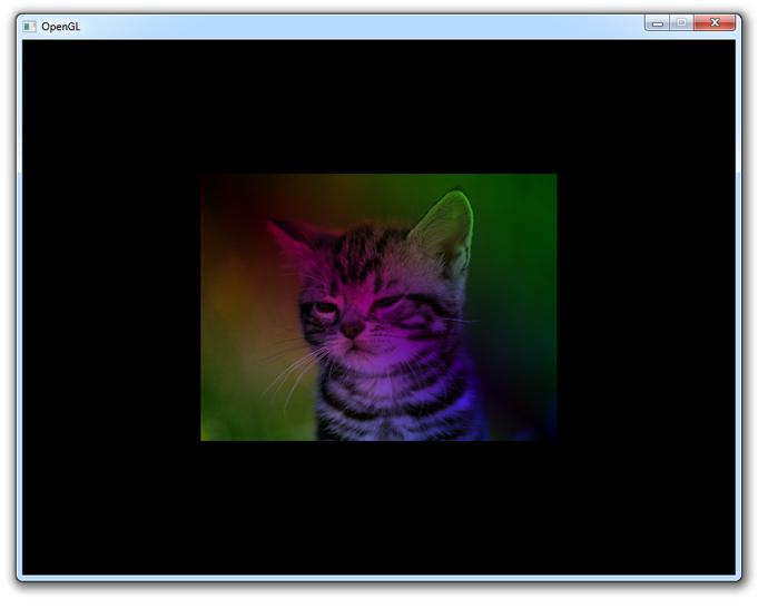 OpenGL - Textures